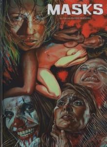 Masks (Limited Mediabook, Blu-ray+DVD, Cover B (2011) [FSK 18] [Blu-ray] [Gebraucht - Zustand (Sehr Gut)]