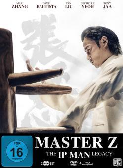 Master Z - The Ip Man Legacy (Limited Mediabook, Blu-ray+DVD) (2018) [Blu-ray]