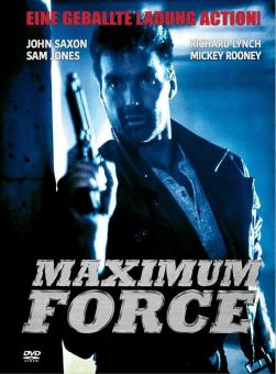 Maximum Force (Limited Mediabook, 2 DVDs, Cover B) (1992) [FSK 18]