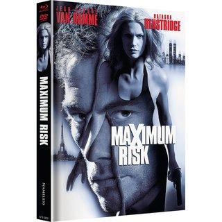 Maximum Risk (Limited Mediabook, Blu-ray+DVD, Cover A) (1996) [FSK 18] [Blu-ray]