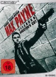 Max Payne (2 DVDs, Extended Director's Cut + Kinoversion) (2008) [FSK 18] [Gebraucht - Zustand (Sehr Gut)]