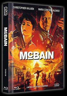 McBain (Limited Mediabook, Blu-ray+DVD) (1991) [FSK 18] [Blu-ray]