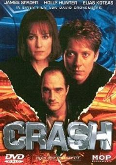 Crash (1996) [FSK 18] [Gebraucht - Zustand (Sehr Gut)]