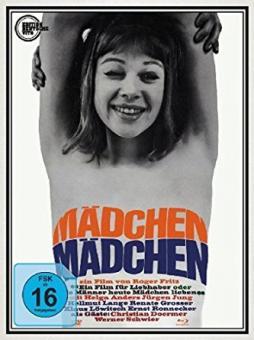 Mädchen Mädchen - Edition Deutsche Vita Nr. 6 (Limited Edition, Blu-ray+DVD) (1967) [Blu-ray]