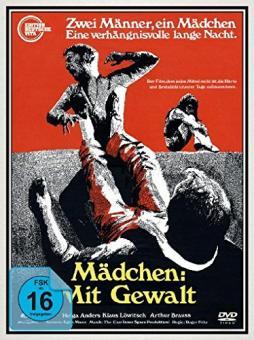 Mädchen: Mit Gewalt (Limited Edition, Blu-ray+DVD) (1970) [Blu-ray]