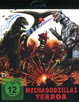 Mechagodzillas Terror (1975) [Blu-ray]