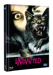 Uninvited (Limited Mediabook, Blu-ray+DVD, Cover B) (1988) [FSK 18] [Blu-ray]