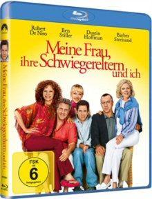 Meine Frau, ihre Schwiegereltern und ich (2004) [Blu-ray]