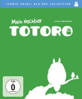 Mein Nachbar Totoro (1988) [Blu-ray]
