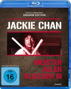 Jackie Chan - Meister aller Klassen 3 - Dragon Edition [Blu-ray]