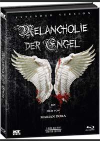 Melancholie der Engel (Limited Wattiertes Mediabook, Blu-ray+DVD) (2009) [FSK 18] [Blu-ray]
