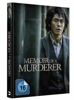 Memoir of a Murderer (2 Disc Limited Mediabook, Director's Cut, Cover B) (2017) [Blu-ray]