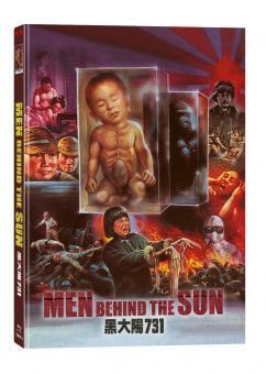 Men Behind the Sun (Limited Wattiertes Mediabook, Blu-ray+DVD) (1988) [FSK 18] [Blu-ray]