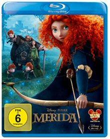Merida - Legende der Highlands (2012) [Blu-ray]