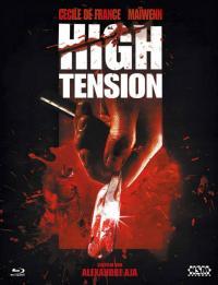 High Tension (Uncut Limitierte Kleine Hartbox Cover B) (2003) [FSK 18] [Blu-ray]