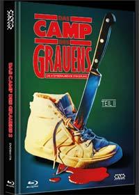 Das Camp des Grauens 2 - Sleepaway Camp 2 (Limited Mediabook, Blu-ray+DVD, Cover A) (1988) [FSK 18] [Blu-ray]