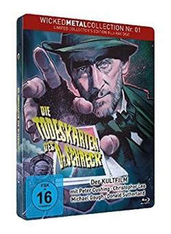 Die Todeskarten des Dr. Schreck (Limited FuturePak) (1965) [Blu-ray]