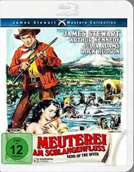 Meuterei am Schlangenfluss (1952) [Blu-ray]