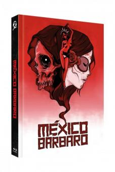 Mexico Barbaro (Limited Mediabook, Blu-ray+DVD, Cover A) (2014) [FSK 18] [Blu-ray]