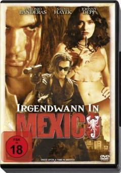 Irgendwann in Mexico (2003) [FSK 18]