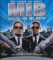 Men in Black - MIB 1 (1997) [Blu-ray]