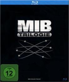 Men in Black 1-3 - Box [Blu-ray]
