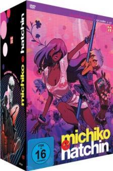 Michiko & Hatchin - Gesamtausgabe - Episoden 1-22 (6 DVDs)