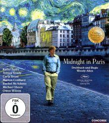 Midnight in Paris (2011) [Blu-ray]