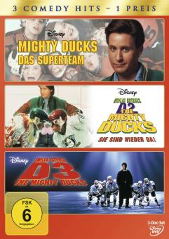 Mighty Ducks 1-3 (3 DVDs)