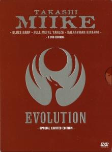 Takashi Miike - Evolution (3 DVDs Limited Edition) [FSK 18]