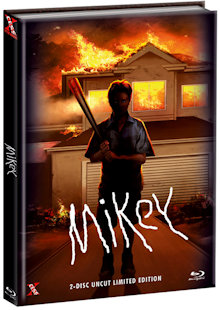 Mikey (Limited Uncut Mediabook, Blu-ray+DVD, Cover C) (1992) [FSK 18] [Blu-ray]