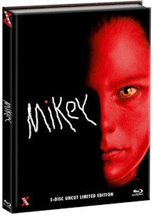 Mikey (Limited Uncut Mediabook, Blu-ray+DVD, Cover B) (1992) [FSK 18] [Blu-ray]
