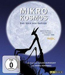 Mikrokosmos - Das Volk der Gräser (1996) [Blu-ray]