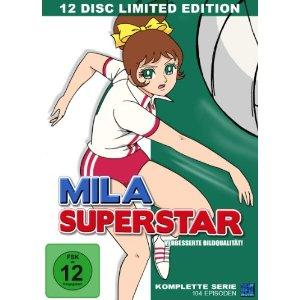 Mila Superstar - Die komplette Serie (12 Disc Limited Edition)