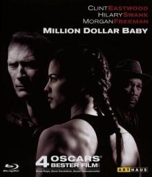 Million Dollar Baby (2004) [Blu-ray]