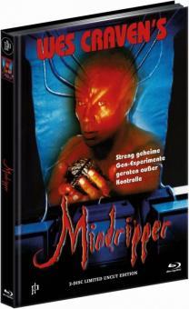 Mindripper (Limited Mediabook, Blu-ray+DVD, Cover B) (1995) [FSK 18] [Blu-ray]