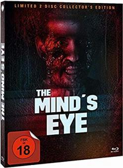 The Mind's Eye (Limited Mediabook, Blu-ray+DVD, Cover B) (2015) [FSK 18] [Blu-ray]