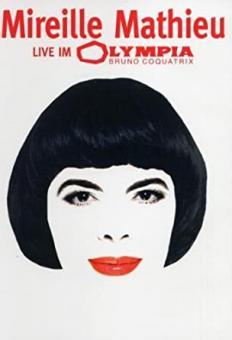 Mireille Mathieu - Live im Olympia (2 DVDs) (2005) [Gebraucht - Zustand (Sehr Gut)]