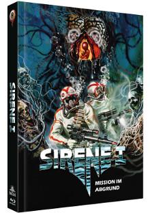 Sirene 1 - Mission im Abgrund (Limited Mediabook, Blu-ray+DVD, Cover B) (1990) [Blu-ray]