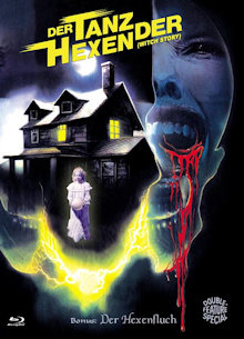 Tanz der Hexen 2 (Witch Story) (Limited Mediabook, 2 Discs, Cover C) (1989) [FSK 18] [Blu-ray]