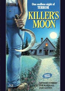 Killer's Moon (Limited Mediabook, Blu-ray+DVD, Cover B) (1978) [FSK 18] [Blu-ray]