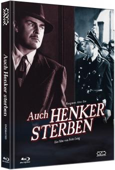 Auch Henker sterben (Limited Mediabook, Blu-ray+DVD, Cover D) (1943) [Blu-ray]