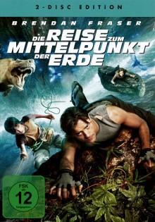 Reise zum Mittelpunkt der Erde (2 Discs, inkl. 3D-Version des Filmes und vier 3D-Brillen) (2008)