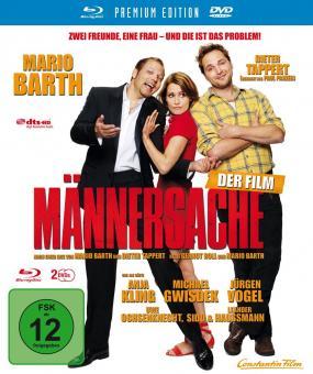 Männersache (Premium Edition, Blu-ray+DVD) (2009) [Blu-ray]