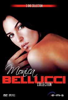 Monica Bellucci Collection (3 DVDs) [FSK 18]