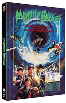 Monster Busters (Limited Mediabook, Blu-ray+2 DVDs, Cover A) (1987) [FSK 18] [Blu-ray]