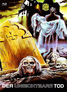Orloff und der unsichtbare Tod (Limited Mediabook, Blu-ray+DVD, Cover B) (1971) [FSK 18] [Blu-ray]