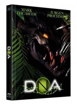 D.N.A. - Genetic Code (2 Disc Limited Mediabook, Cover C) (1997) [Blu-ray]