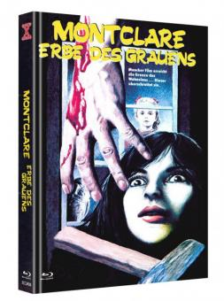 Montclare - Erbe des Grauens (Next of Kin) (Limited Mediabook, Blu-ray+DVD, Cover C) (1982) [FSK 18] [Blu-ray]
