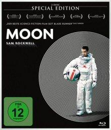 Moon (2 Disc Special Edition) (2009) [Blu-ray]